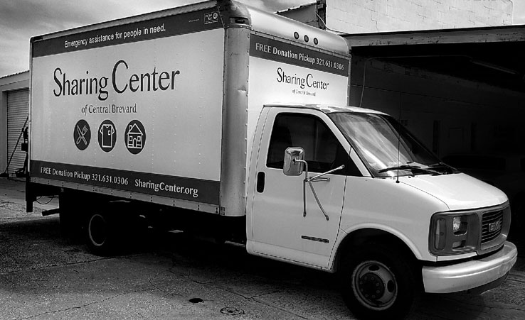 Sharing Center Truck