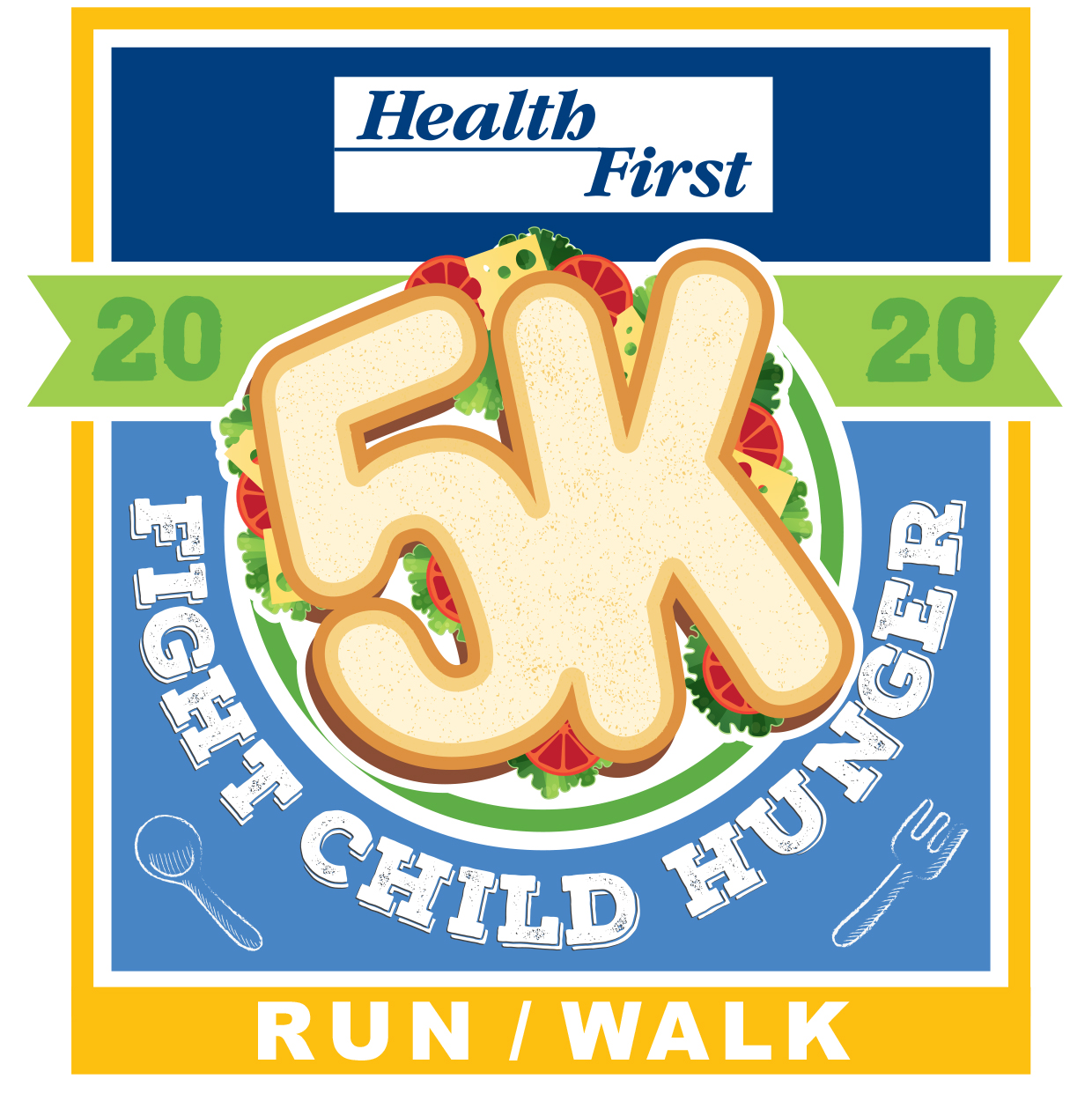 Health First Fight Child Hunger 5K